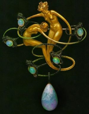 René Lalique of Art Nouveau Jewelry