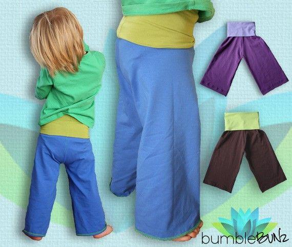 Baby Yoga Pants s
