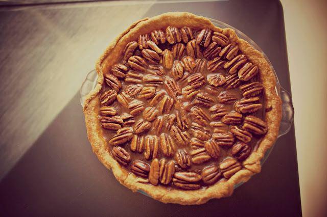 Salted Caramel-Chocolate Pecan Pie | Sweets | Pinterest