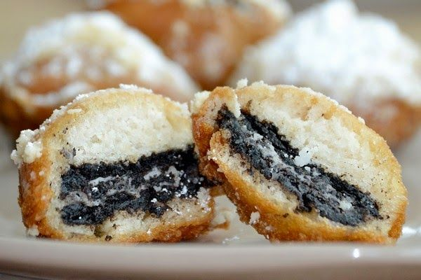 Deep Fried Oreos | Cookies and Candy | Pinterest