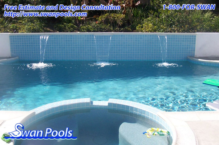 Pin by swan pools on swan pools aesthetics plaster pinterest for Swimming pool estimate