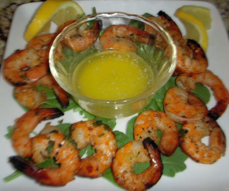 Grilled Cilantro Lime Shrimp Recipe - FabFoodies
