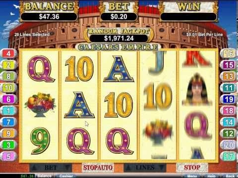 caesars palace las vegas online slots