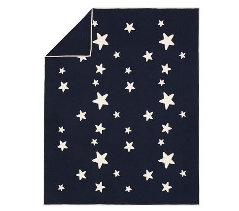 Star quilt, Pottery Barn Kids