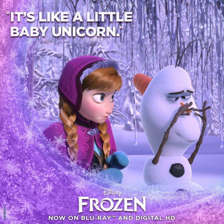 Frozen quote | Disney Quotes | Pinterest