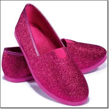Glitter shoe for girls little lady ideas pinterest