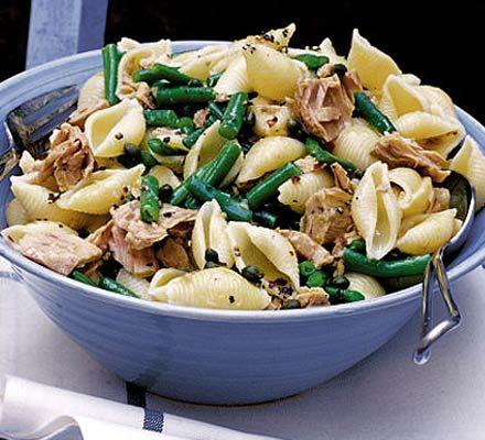 Tuna & lemon pasta | Pasta | Pinterest