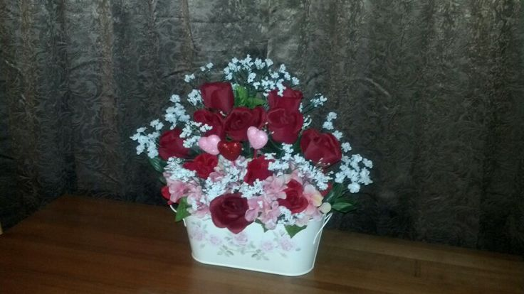 valentine's day flower packages