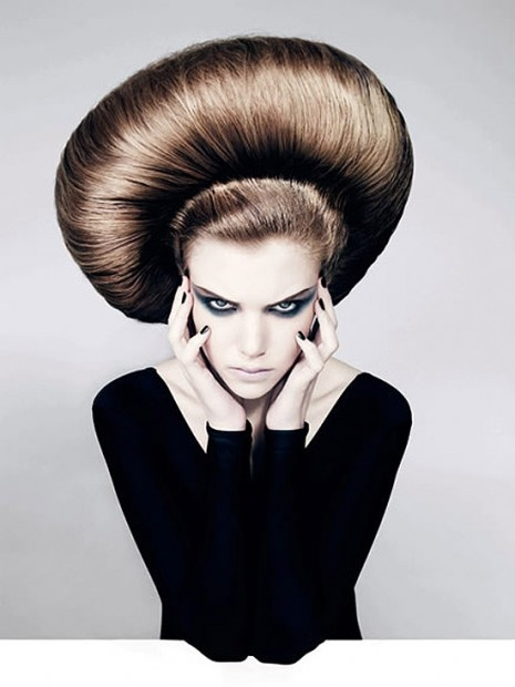 Face the Future /// Windle & Moodie  #hair