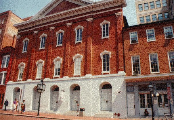 fords theater washington dc lincoln pinterest. Cars Review. Best American Auto & Cars Review
