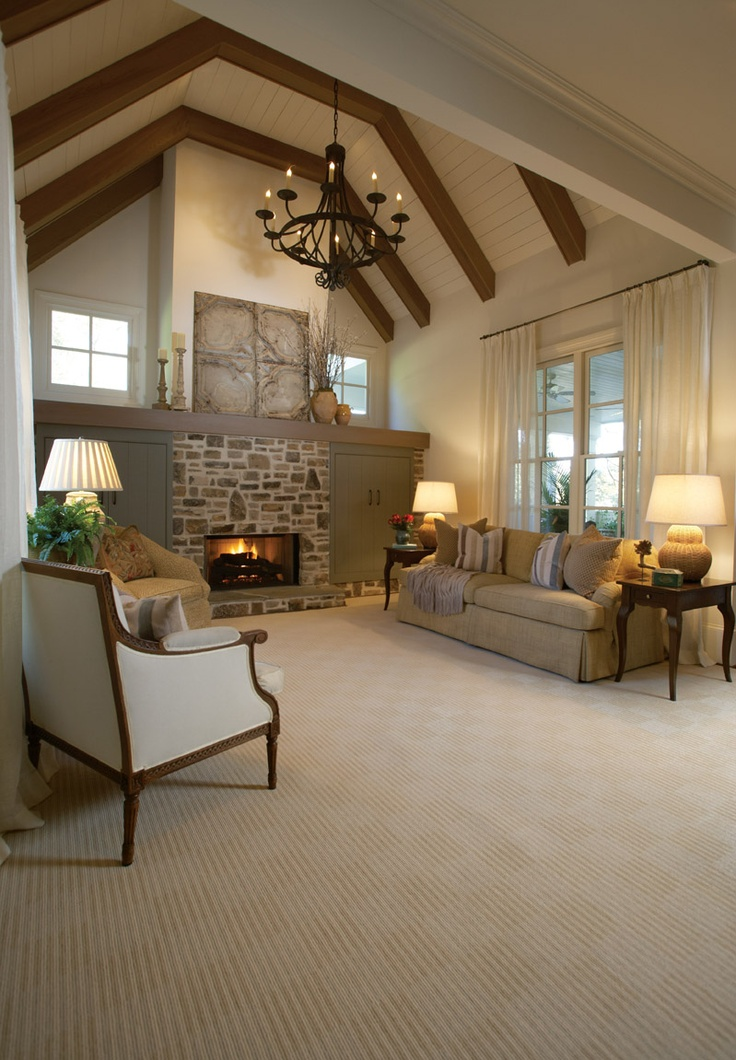 Beautiful Neutral Living Room Inspiration