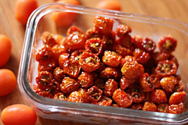 how to make sundried tomatoes in oven