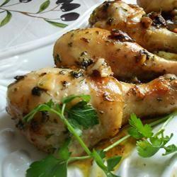 Easy Garlic Broiled Chicken Recipe - Allrecipes.com