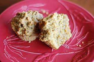Gluten-free/Dairy-free Orange poppy seed muffins