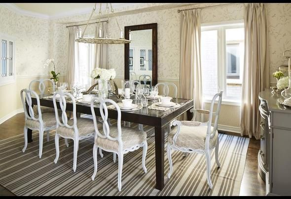 sarah richardson elegant dining room for the home