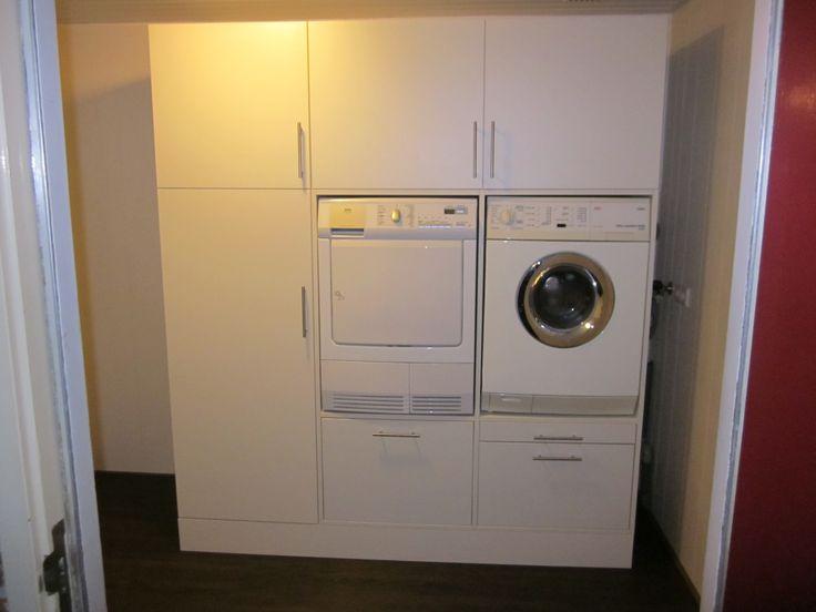 9 best images about wasmachine kasten bijkeukeninrichting on pinterest