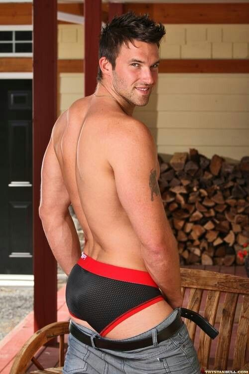 gay porn star Trystan Bull: www.pinterest.com/pin/170855379587927317