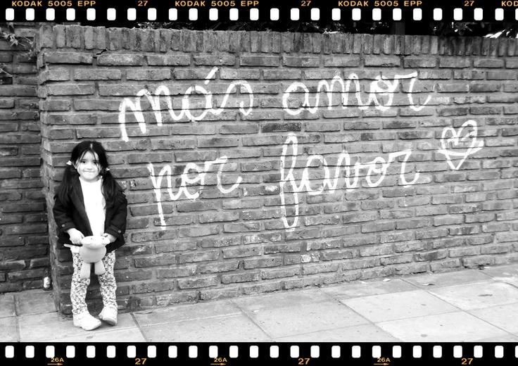 """""""Más amor por favor ♥"""""""