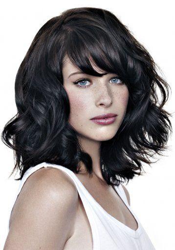 Frange #frange #coiffure #cheveux  Franges  Pinterest