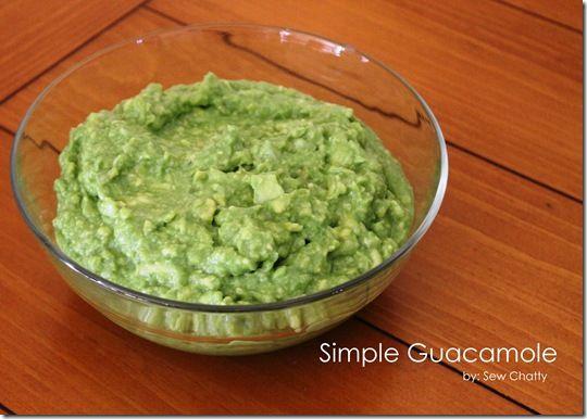 guacamole basic guacamole dip best basic guacamole guacamole taquero ...
