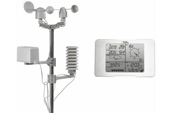 Pin by grupo kuchen on tecnolog a pasatiempos pinterest - Estacion meteorologica precio ...