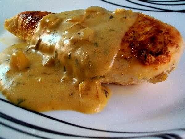 Chicken Breasts With Tarragon Recipe — Dishmaps