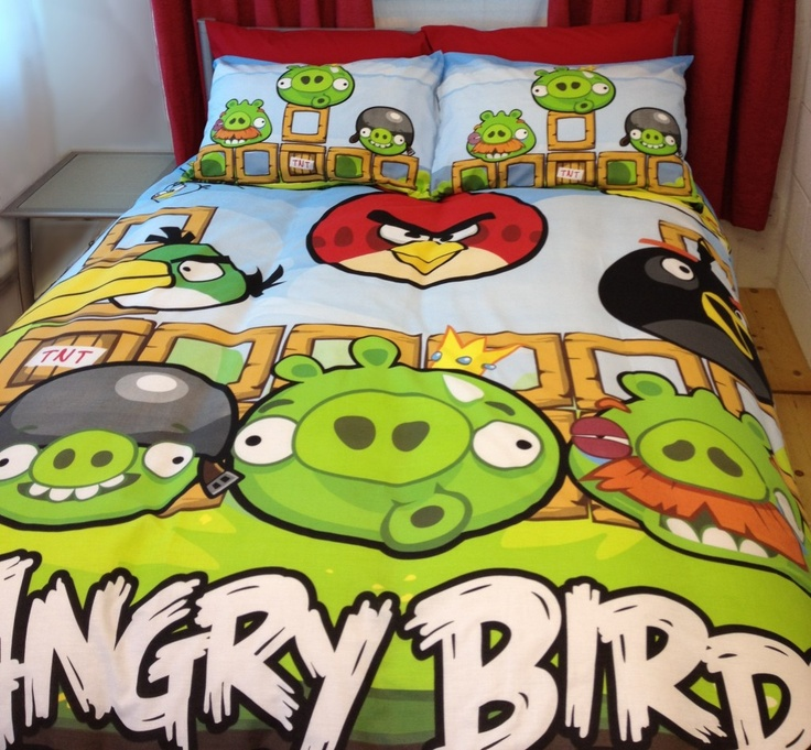 angry birds bedding angry bird party pinterest
