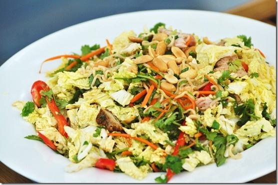 Crunchy Asian Salad | Favorite Recipes | Pinterest