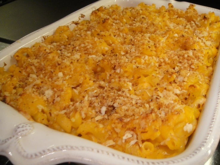 fall favorite ~ butternut squash mac & cheese from cooking light