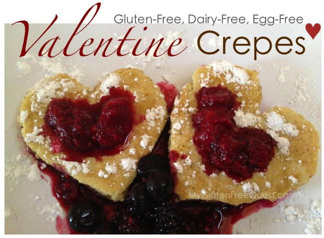 Gluten-Free, Dairy-Free, Egg-Free Crepes   Gluten Free & Healthy!   P ...