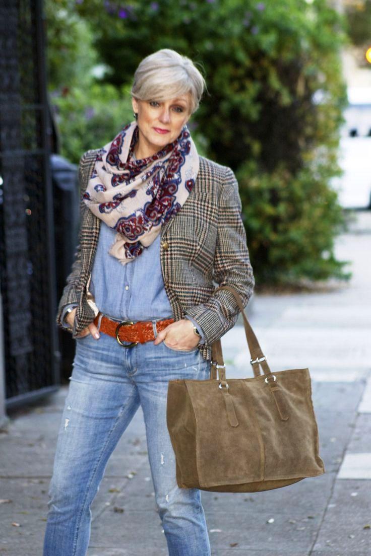 Fashionable over 50