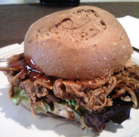 Easy crock pot pulled pork | Gluten Free Receipes | Pinterest