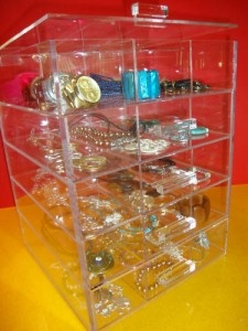 Makeup Organization Ideas on Make Up Organizer   Organization Ideas