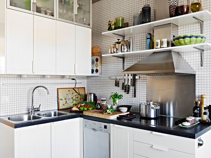 High Ceiling Tiny Kitchen Small Kitchen Kitchens Small