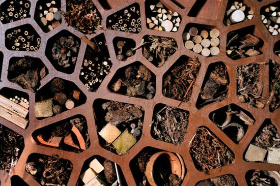 Arup s insect hotel is this where we are heading it s a kind of man