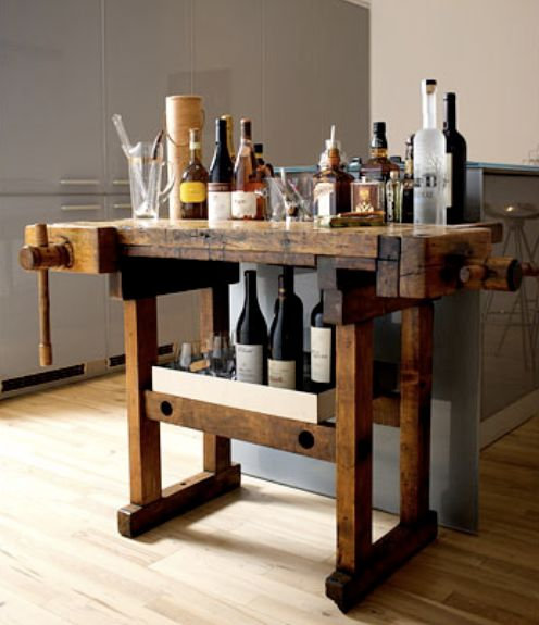 bar cart - Google Search plush palate.blogspot.com