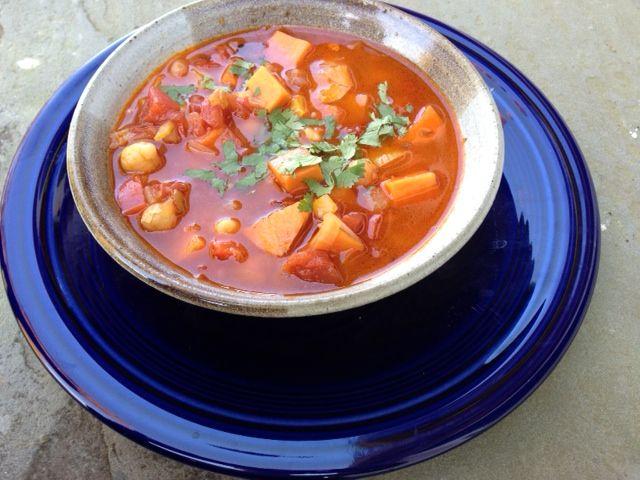 House Soup & Bread Cookbook) riffed off Mollie Katzen's Gypsy Soup ...