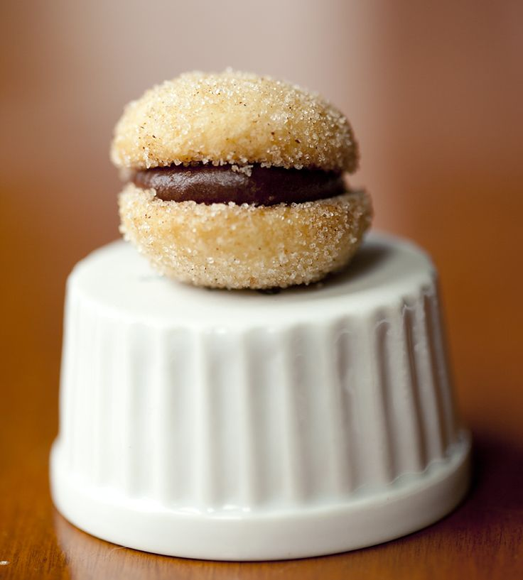 Tiny Chocolate Hazelnut Thumb Sandwich Cookies   Thumbs Cookies Inc.