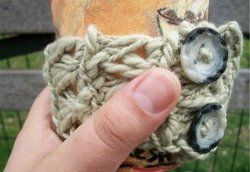 Crochet Pattern Central - Free Cozies Crochet Pattern Link