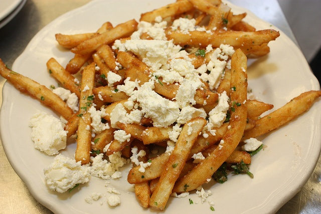 Garlic Feta Cheese Fries for Tony | jo - have you seen this? | Pinter ...