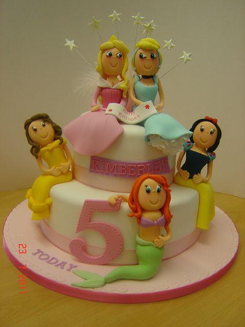 princess cake by Helen Brinksman, via Flickr
