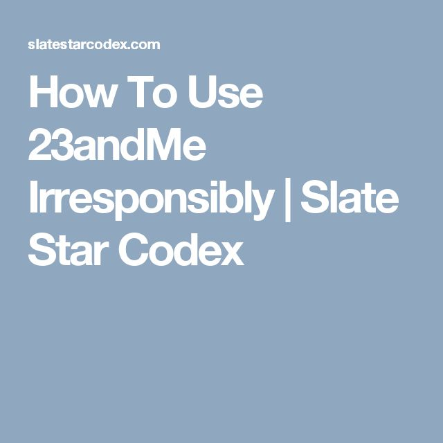 Slate Star Codex Podcast by Unknown on Apple Podcasts