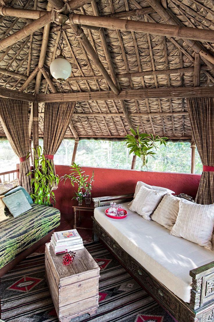 Pin by mayumibeats on bahay kubo pinterest for Native house interior designs