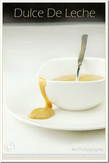 ways to Homemade Dulce De Leche - deliciously decadent thick syrup ...