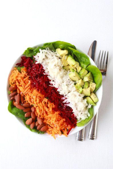 Detox Salad   Recipes - Healthy   Pinterest