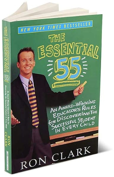 The Essential 55 by Ron Clark for Elementary Students