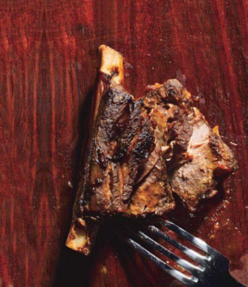 Coffee-Marinated Bison Short Ribs | dinnertime | Pinterest