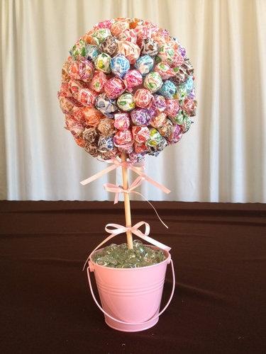 Baby bridal shower birthday party dum lollipop