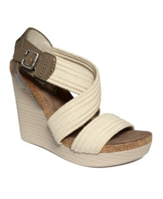 Shoes, Nora Wedge Sandals  SALE amp; CLEARANCE  Shoes  Macy39;s, $35