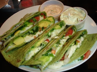 Avocado Quesadillas | Food! | Pinterest